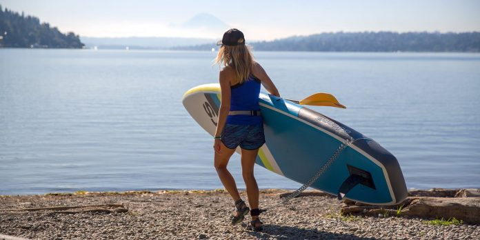 inflatable stand-up paddleboards